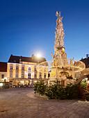 Advent, Hauptplatz, Baden bei Wien, Niederösterreich, Österreich