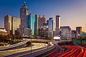 Atlanta is the capital and most populous city in the U. S. state of Georgia. Atlanta's population is 545,225. Atlanta is the cultural and economic center of the Atlanta metropolitan area, which is home to 5,268,860 people and is the ninth largest metropol