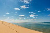 'Bazaruto Island, the largest island in the Bazaruto Archipelago; Mozambique'