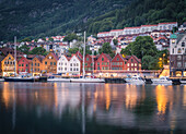 Bergen artistic quarter, Southern Norway