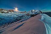 Ampezzo Dolomites, Cortina d'Ampezzo, Belluno, Veneto, Italy