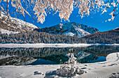 Malenco valley, Pal? lake, Lombardy, Italy