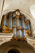 France, Paris, Church of Saint-Roch, great organs, by Aristide Cavaille-Coll