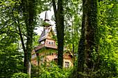 Villa Blumenthal, Bad Ischl, Upper Austria, Austria, Europe