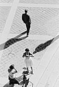 1959, Place de la Concorde, Paris, France