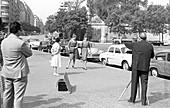 1959, Fashion Photography, Paris, France