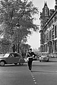 1960, Quai d´Orsay, Paris, France