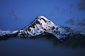 Mountain, Kasbek, Georgia, south caucasus