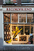 Record Store, Used Vinyl Records, 15000 Records, Sint Antoniesbreestraat 64, 1011 HB Amsterdam, Netherlands