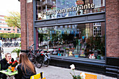 Patisserie De Taart van m´n Tante, In-Viertel De Pijp, Ferdinand Bolstraat 10, Amsterdam, Netherlands, Europe