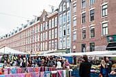 Albert Cuyp Market, De Pijp Quarter, Amsterdam, Netherlands, Europe