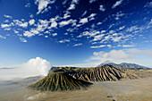 Gunung Bromo Volcano On Java Island In Indonesia