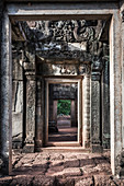 'Banteay Samre Temple, a Hindu temple in the Angkor Wat style; Siem Reap, Cambodia'