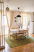 Sunny Dining Room Table