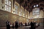 Great Hall, Hampton Court, Richmond upon Thames, Surrey, England