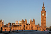 Houses of Parliament, Westminster, London, England