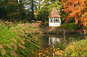 Botanical Garden Herzberg, Brandenburg, Germany