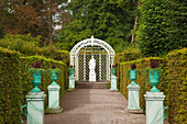 Russian Garden, Belvedere Palace, Weimar, Thuringia, Germany