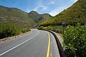 Tradoux pass, Garden Route, South Africa