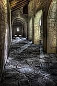 Abbey St, Benedikt, Perlana Tal, Como Provinz, Lombardei, Italien, Europa