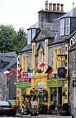 in Dufftown am Wiskey Trail, Highlands, Schottland