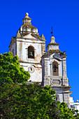 Portugal, Algarve, Lagos. Saint Anthony Church (Igreja de Santo Antonio)
