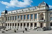 France, Paris, 5th district. Jardin des plantes. The Grande Galerie de l'Evolution