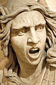'France. Paris 16th district. Arc de Triomphe of Place de l' Etoile. Detail of the bas-relief '' The Departure Of The Volunteers Of 1792 '' also called ''La Marseillaise''. Sculptor: François Rude ( 1836 )'