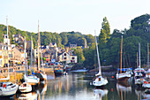 France, Brittany, Finistere, Pont Aven.