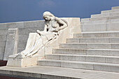 France, Northern France, Vimy, World War I memorial.