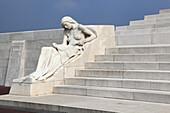 France, Northern France, Vimy, World War I memorial.