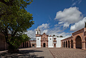 Mexico, Zacatecas state, Zacatecas, Chapel of the Virgen del Patrocinio, 16th century on the Cerro de la Bufa