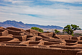 Mexico, Chihuahua State, Paquime or Casas Grande, Pre-Columbian archaeological zone, Unesco World Heritage site