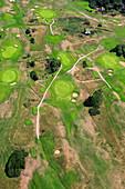 France, Northern France, Pas de Calais. Wimereux. Golf course.