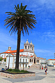 Portugal, Nazare. Nossa Senhora da Nazare.