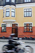 Motives on Kurt Wallander's footprints, Wallander's location for films, Ystad, Skane, Southern Sweden, Sweden