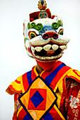 Asian man wearing mask