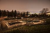 UNESCO Welterbe Grenzen des Römischen Reiches: Obergermanisch-Raetischer Limes, Reiterkastell Aalen, Limes Museum in Aalen. Ostalbkreis, Baden-Württemberg, Deutschland