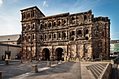 UNESCO World Heritage Trier, Porta Nigra, Trier, Rhineland-Palatinate, Germany