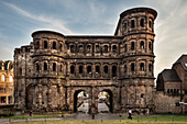 UNESCO World Heritage Trier, Porta Nigra, Trier, Rhineland-Palatinate, Germany