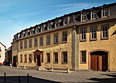 UNESCO World Heritage Classical Weimar, Goethe house, Weimar, Thuringia, Germany