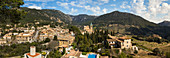 Esporles, Serra de Tramuntana, Mallorca, Balearen, Spanien