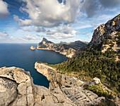 Pollença, Serra de Tramuntana (UNESCO-Heritage), Mallorca, Balearics, Spain