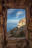 Andratx, Serra de Tramuntana (UNESCO-Welterbe), Mallorca, Balearen, Spanien
