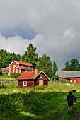 Katthult, filming location for Michel from Loenneberga, Sweden