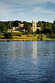 UNESCO World Heritage Castles and Gardens of Potsdam, Babelsberg Castle, Brandenburg, Germany