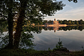 UNESCO World Heritage Castles and Gardens of Potsdam, Marble Palace at New Garden, Holy Lake, Brandenburg, Germany
