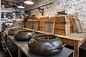 international perfume museum, grasse, alpes maritimes, provence alpes cote d'azur, (06), france