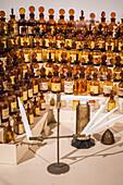 perfume organ, international perfume museum, grasse, alpes maritimes, provence alpes cote d'azur, (06), france
