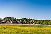 Groß Zicker, Moenchgut, Ruegen Island, Mecklenburg-Western Pomerania, Germany